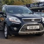 Buy Used 2011 Ford Kuga 2.0 TDCi Titanium X 4×4 Online In Kenya