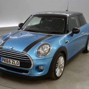 Buy Used 2015 Mini Hatchback 1.5 Cooper 3dr [Chili Pack]