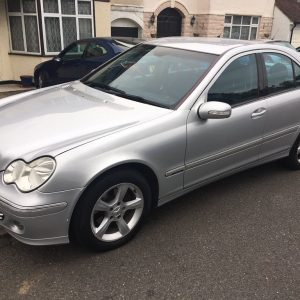 Buy Used 2006 Mercedes-Benz C Class 1.8 C180 Kompressor Avantgarde SE Saloon 4dr Petrol Automatic