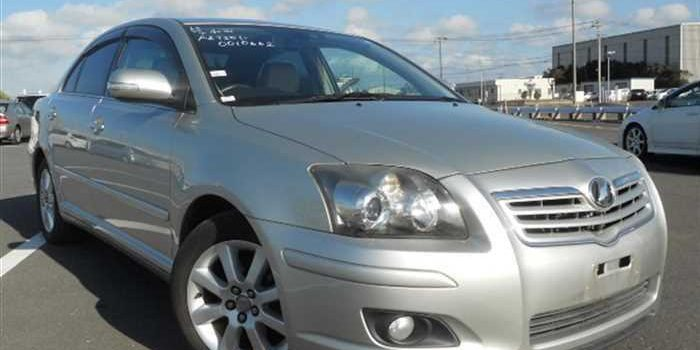 2009 Toyota Avensis For Sale