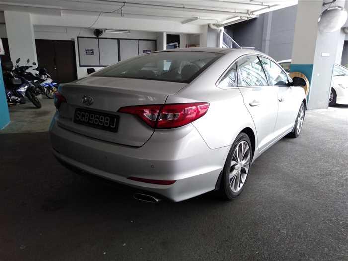 2015 Hyundai sonata 2