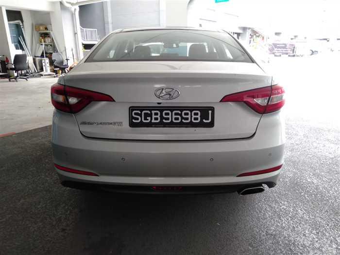 2015 Hyundai sonata 3