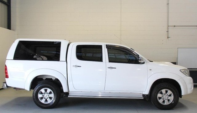 2010 Toyota Hilux x 2 Cab Used Car For Sale
