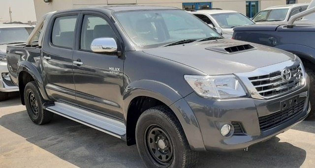 2010 Toyota Hilux RHD Used Car For Sale