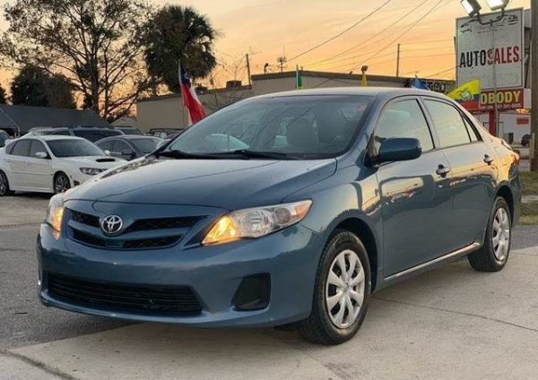 2012 Toyota Corolla Used Car For Sale