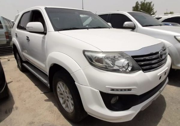 2014 Toyota Fortuner Used Car For Sale