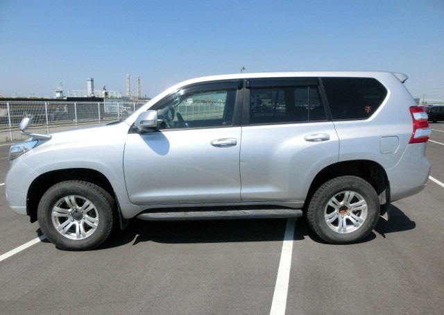 2014 TOYOTA LAND CRUISER PRADO 1