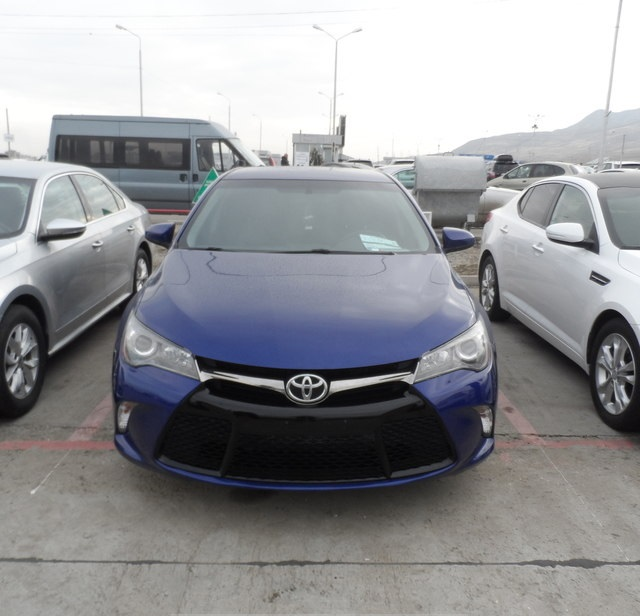 2015 Toyota Camry Used Car For Sale