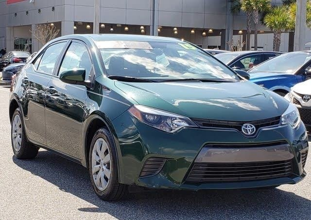 2015 Toyota Corolla Used Car For Sale