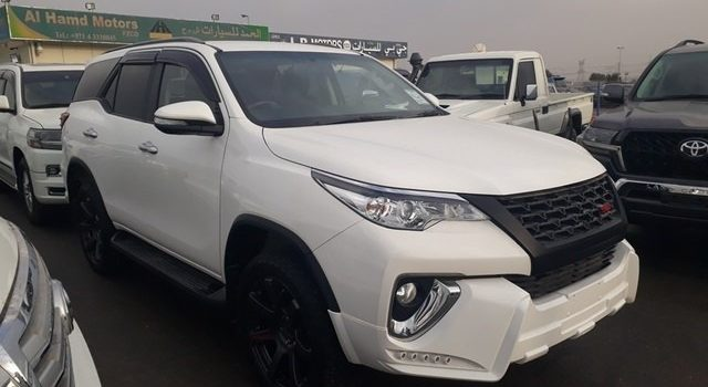 Buy Toyota Fortuner 2016 Used Car