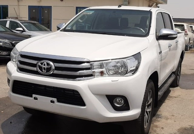 Used Toyota Hilux LHD Cars For Sale