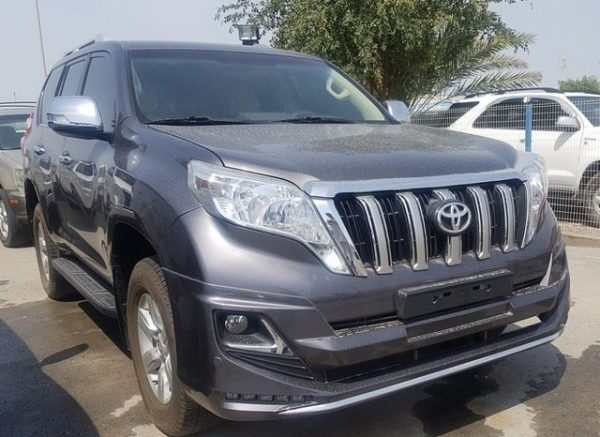 Toyota Prado 2016 Used Car For Sale