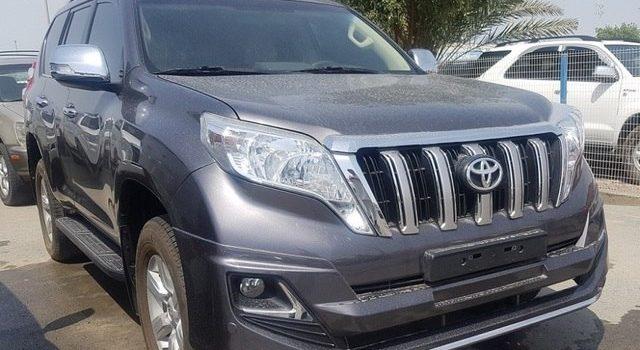 Toyota Prado 2016 Used Car For Sale