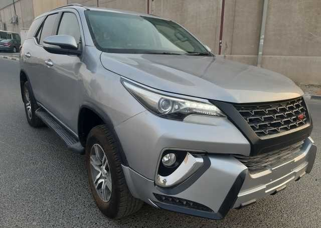 2017 Toyota Fortuner RHD Used Car For Sale