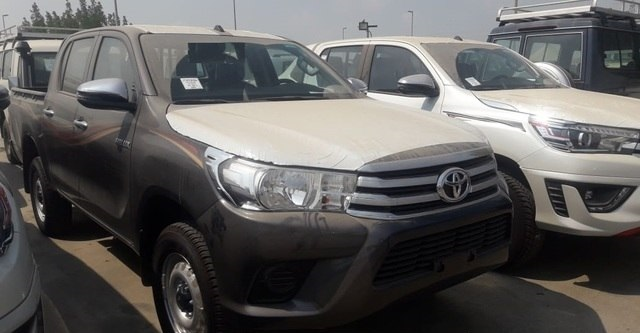 2017 Toyota Hilux Used Car For Sale