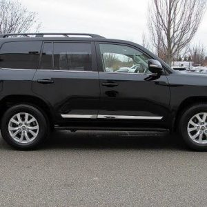 Buy Used 2018 Toyota Land Cruiser Car