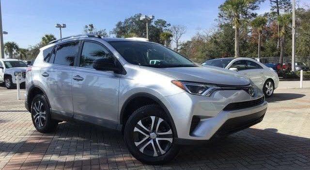Buy 2017 Toyota Rav4 Used Car For Sale