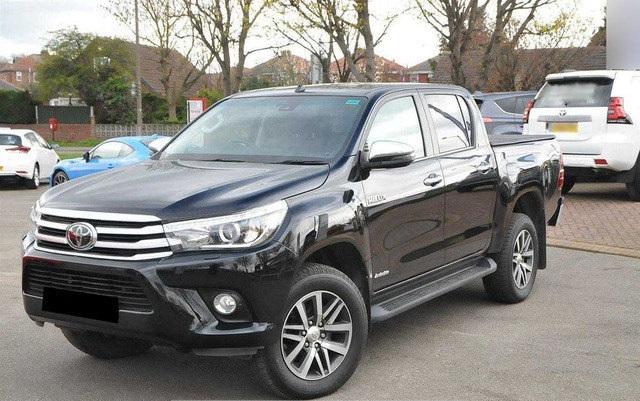 Buy 2018 Toyota Hilux RHD Used Cars