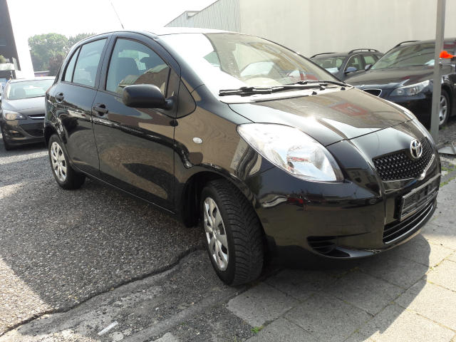 2006 Toyota Yaris Used Car For Sale
