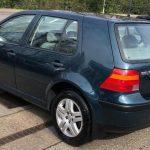 2003 Volkswagen Golf MATCH TDI 2