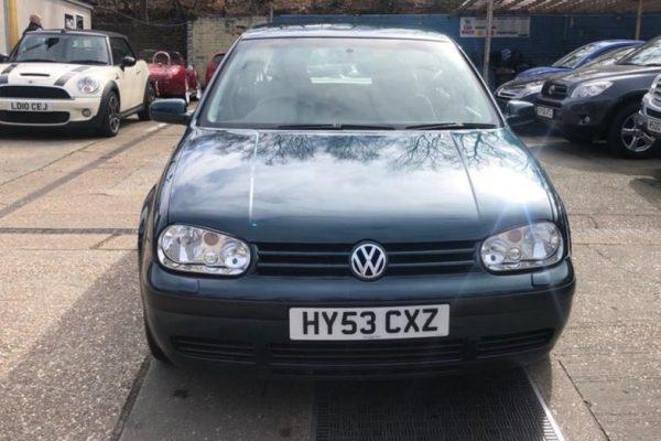 2003 Volkswagen Golf RHD Used Car For Sale