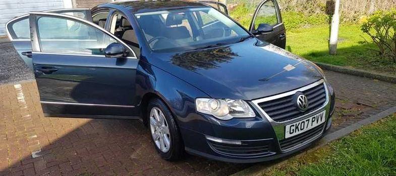 2007 Volkswagen Passat Used Car For Sale
