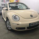 2008 Volkswagen Beetle RHD Used Car For Sale