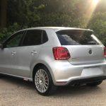 2012 Volkswagen Polo 1.4 GTI DSG 5dr 3