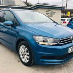 2015 Volkswagen Touran RHD Used Car For Sale