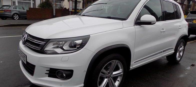 Buy Used 2015 Volkswagen Tiguan RHD Car