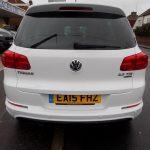 2015 Volkswagen Tiguan 2.0 TDI BlueMotion Tech R-Line DSG 4WD 6