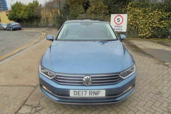 2017 Volkswagen Passat RHD Used Car For Sale