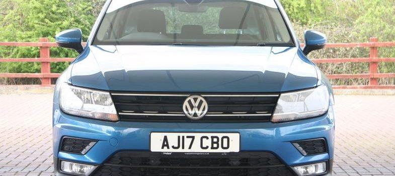 2018 Volkswagen Tiguan RHD Used Car For Sale